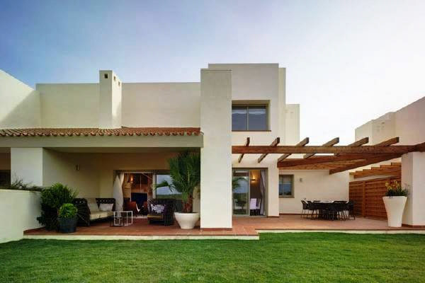 New building - Semi-detached villa in...