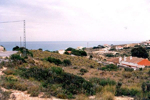 plot in Alicante