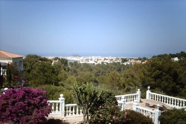 Luxury villa in Denia