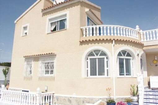 house in Orihuela Costa