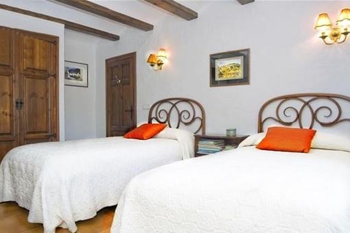 Villa, Dénia One Of The Cosy Bedrooms ...