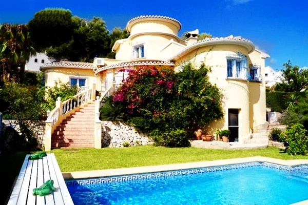 moraira: villas for sale in moraira,