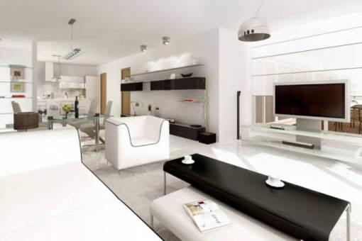 apartment Altea - Modern apartment in hillside location ...