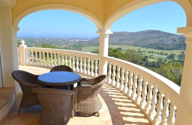 villa in La Sella Golf