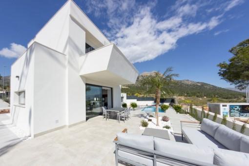 villa in Polop