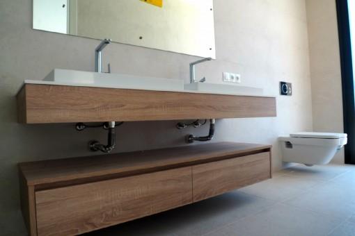 High-quality bathroom equipment