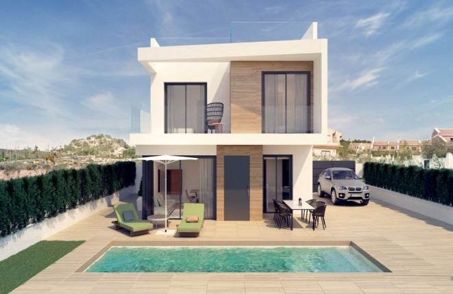 Villa in Alicante